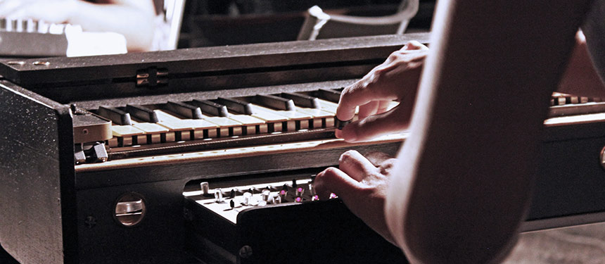 Early electronics | Ondes Martenot: Intervista a Nadia Ratsimandresy