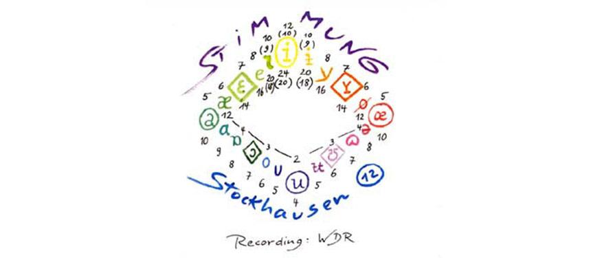 Stimmung di Stockhausen in pillole: scheda, ascolti e testi